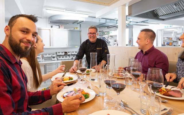 Chef´s Table: Exklusiver Genuss